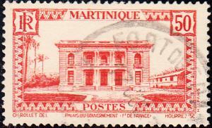 Martinique #148 Used