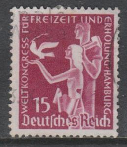 Germany 478 Used Bin