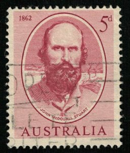 Australia, 5D, SC #345 (T-7474)