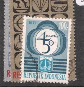 Indonesia SC 998,1002-3 VFU (5ddw)