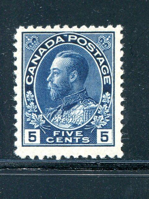 Canada #111   Mint F-VF      - Lakeshore Philatelics