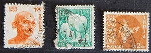 India, different, (№1263-Т)