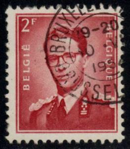 Belgium #452 King Baudouin, used (0.25)