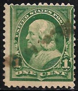 United States 1897-1903 Scott # 279 Used