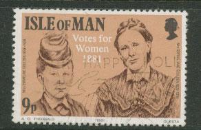 Isle of Man SG 201 VFU
