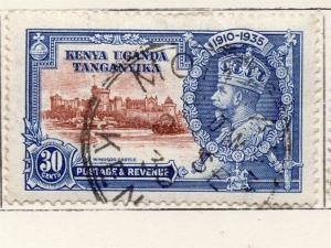British KUT 1935 Early Issue Fine Used 30c. 270255