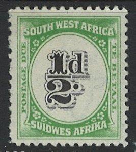 Southwest Africa Scott J1 MLH!