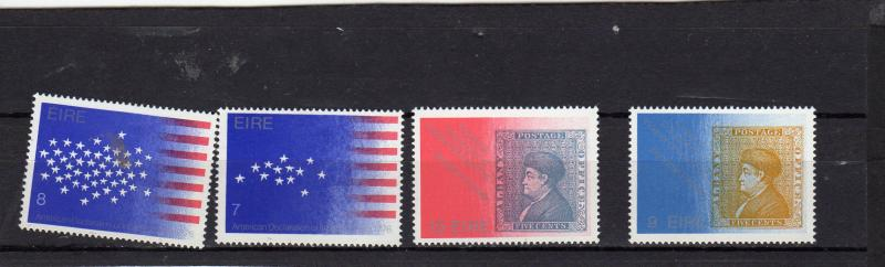 Ireland 1976 American Independence  MNH