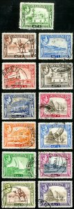 Aden Stamps # 16-27A Used VF