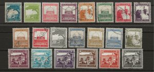 Palestine 63-84 MLH/Used VF 1927-42 SCV $107,55 (jr)