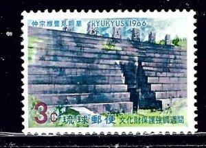Ryukyu Is 149 MNH 1966 issue    (ap2332)