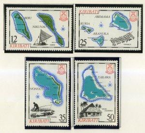 KIRIBATI 422-5 MH SCV $1.15 BIN $.45 MAPS
