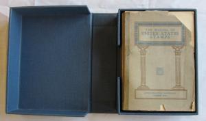 Linn's Philatelic Handbooks No. 1-5 in blue solander, RARE