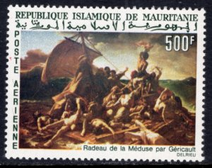 Mauritania C58 Painting MNH VF