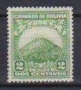 Bolivia 1931 Scott 197 El Illimani MNH