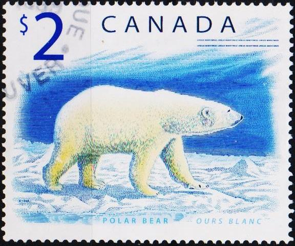 Canada. 1997  $2 S.G.1757 Fine Used