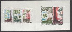 Gabon, Sc C62a, MNH, 1967, Richness of the Forrest