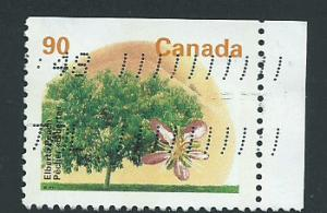 Canada  SG 1478   Fine Used  margin imperf top right