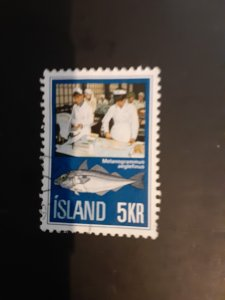 *Iceland #435          Used