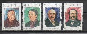 Malta 682-685 MNH