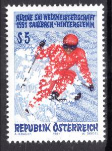 Austria 1526 MNH VF