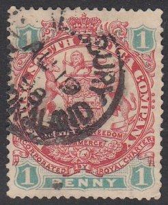 Rhodesia 27 Used CV $5.50
