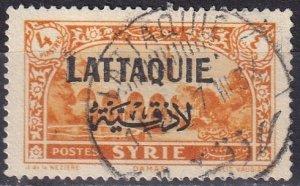 Latakia #14   F-VF Used CV $5.50 (Z2981)