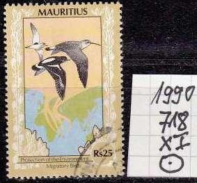 MAURITIUS [1990] MiNr 0718 X I ( O/used ) Vögel