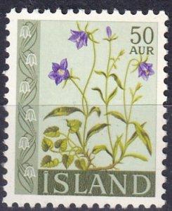 Iceland #329 MNH (K2112)
