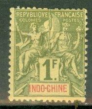 CW: Indochina 20 mint CV $60