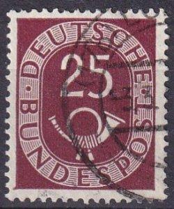 Germany #678  F-VF Used CV $5.25 (Z4265)