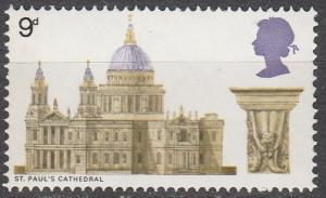 Great Britain #593   MNH   (K1169)