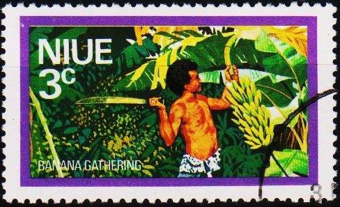 Niue. 1976 3c S.G.200 Fine Used