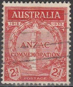Australia #150  F-VF Used  (S5672)