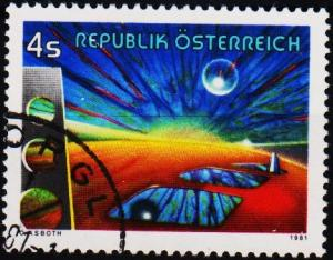 Austria. 1981 4s S.G.1915 Fine Used
