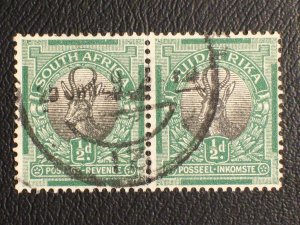 South Africa Scott #23 used