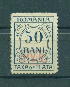 Romania sc# 3NJ7 mng cat value $3.00
