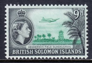 Solomon Islands - Scott #98 - MH - SCV $3.50