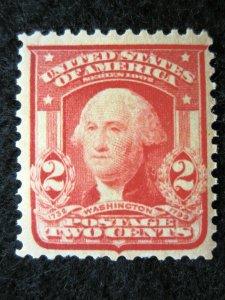 US - SCOTT# 319 - MNH - CAT VAL $15.00 (1)