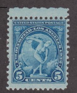 719 Olympic Discobolus Mint Hinged Single
