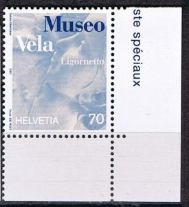 Michel#1758 MNH  Museum Vela