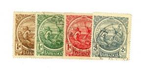 Barbados Scott 127-130     [ID#432648]