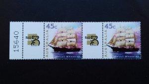 Australia 1999 The History of Sailing Mint