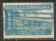 Dominican Republic 440 VFU 1173D-1