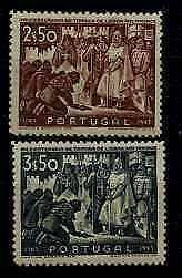 Portugal 687-88 MH SCV35