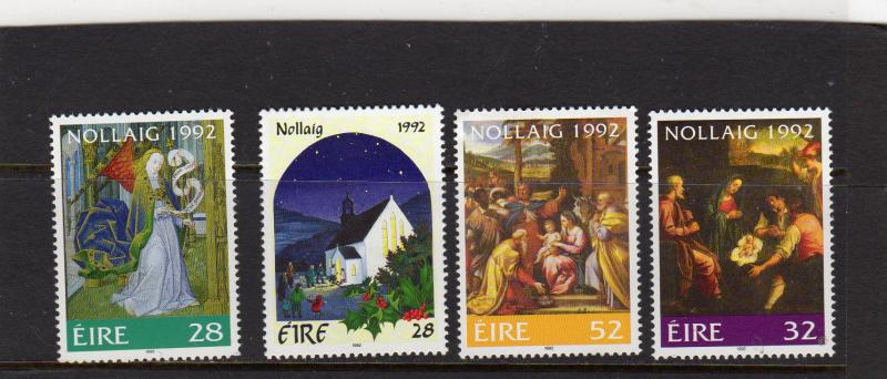 Ireland 1992 Christmas MNH