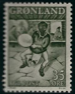 Greenland (Scott #41) VF MNH...Nice!