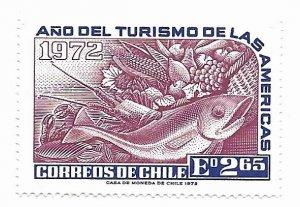 Chile 1972 - MNH - Scott #431 *