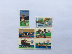 USA 1980 Summer Olympics Games Mint