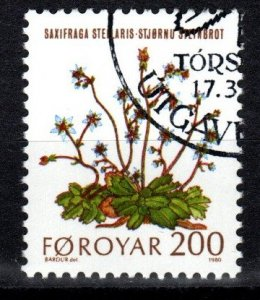 Faroe Islands #51  F-VF Used   (V5147)